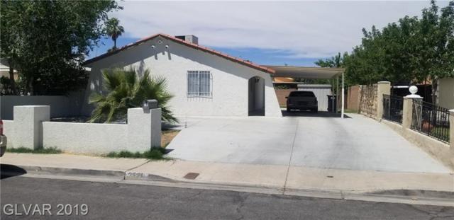 2521 Herrod, Las Vegas, NV 89030 (MLS #2105336) :: Signature Real Estate Group