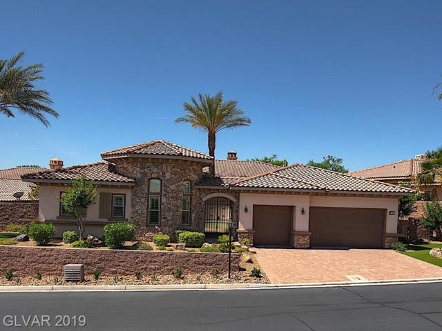 25 Avenida Sorrento, Henderson, NV 89011 (MLS #2105353) :: Signature Real Estate Group