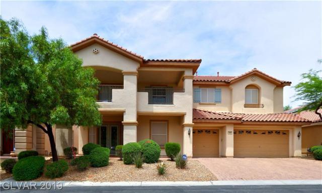 9589 Gondolier, Las Vegas, NV 89178 (MLS #2105510) :: Vestuto Realty Group