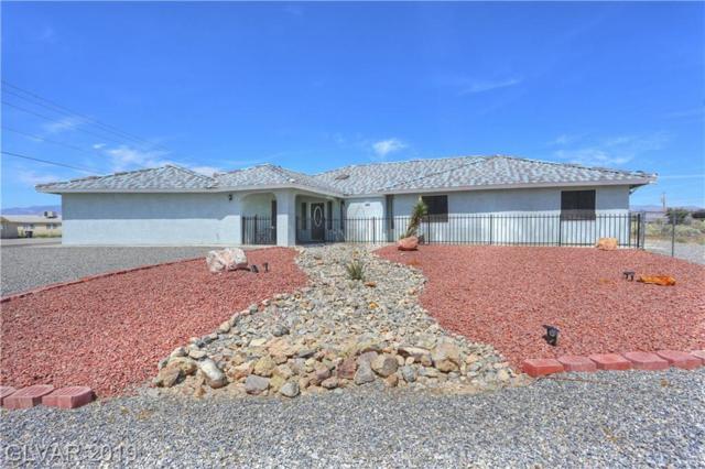 2280 E Hacienda, Pahrump, NV 89048 (MLS #2105777) :: Signature Real Estate Group