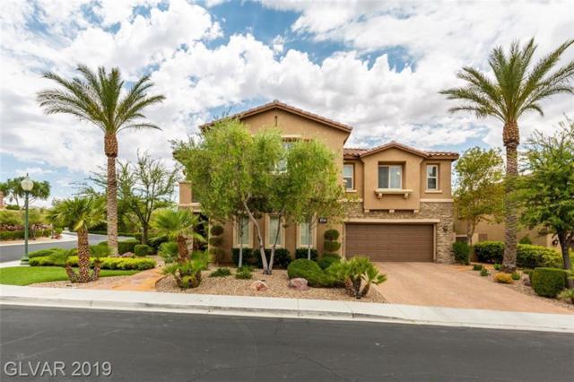 887 Timber Walk, Henderson, NV 89052 (MLS #2105827) :: Signature Real Estate Group