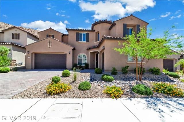 12628 New Providence, Las Vegas, NV 89141 (MLS #2105851) :: The Snyder Group at Keller Williams Marketplace One