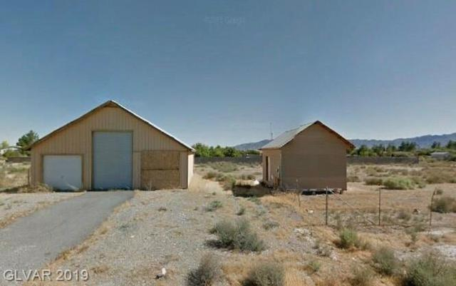 31 W Lexis, Pahrump, NV 89048 (MLS #2105886) :: The Lindstrom Group