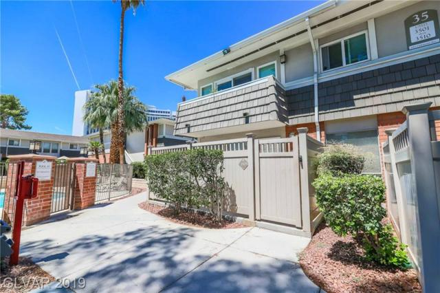 683 Oakmont #3505, Las Vegas, NV 89109 (MLS #2105902) :: Signature Real Estate Group