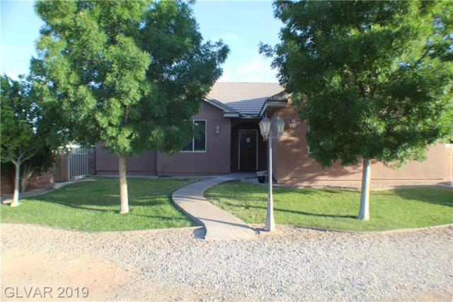 631 W Ingram, Overton, NV 89040 (MLS #2105920) :: Signature Real Estate Group