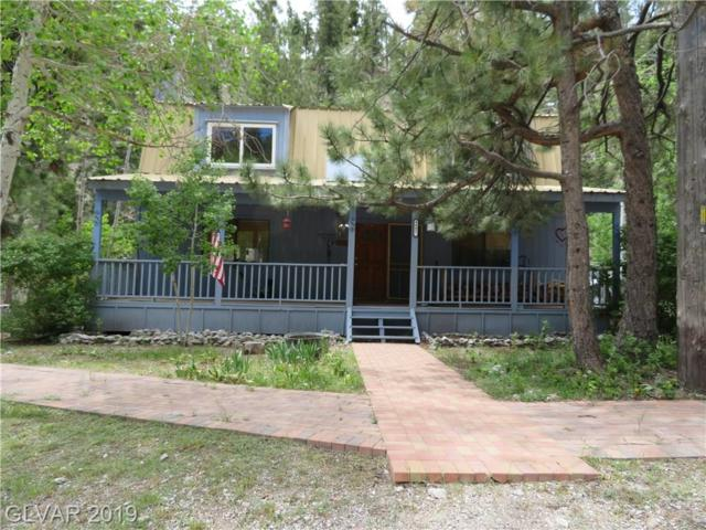 4441 Aspen, Mount Charleston, NV 89124 (MLS #2105927) :: Signature Real Estate Group