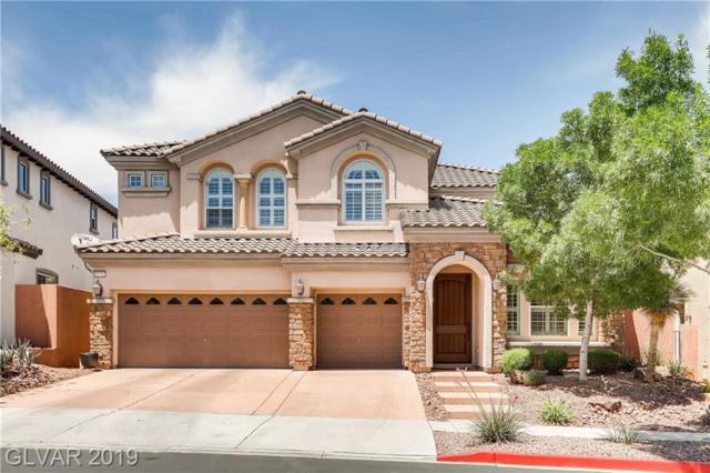 11742 Bradford Commons, Las Vegas, NV 89135 (MLS #2106007) :: Signature Real Estate Group