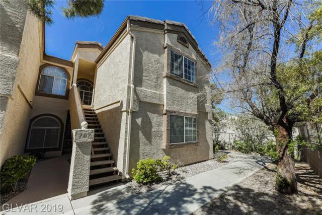 7041 Sunhampton #207, Las Vegas, NV 89129 (MLS #2106063) :: Signature Real Estate Group