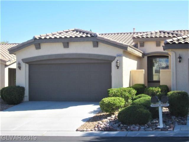 10489 Premia, Las Vegas, NV 89135 (MLS #2106106) :: Signature Real Estate Group