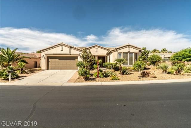 10565 Cerotto, Las Vegas, NV 89135 (MLS #2106132) :: Signature Real Estate Group