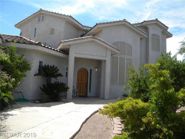 100 W Desert Rose, Henderson, NV 89015 (MLS #2106290) :: The Snyder Group at Keller Williams Marketplace One
