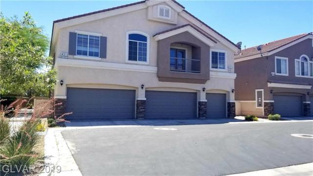 4513 Bell Cord #101, North Las Vegas, NV 89031 (MLS #2106296) :: Signature Real Estate Group