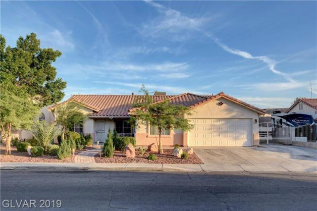 6081 Halehaven, Las Vegas, NV 89110 (MLS #2106318) :: Signature Real Estate Group