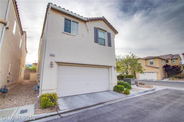 7527 Little Laramie, Las Vegas, NV 89131 (MLS #2106335) :: Signature Real Estate Group