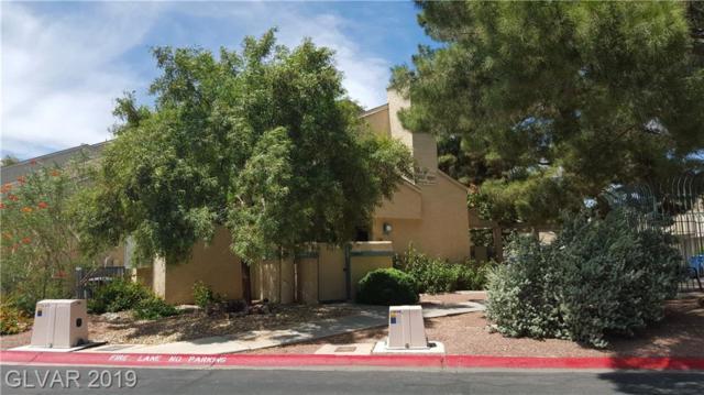 5657 Vineyard #23, Las Vegas, NV 89110 (MLS #2106347) :: Signature Real Estate Group