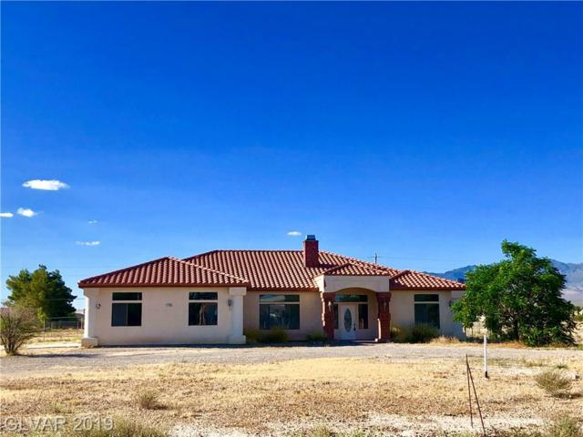 1190 E Elderberry, Pahrump, NV 89048 (MLS #2106353) :: Signature Real Estate Group