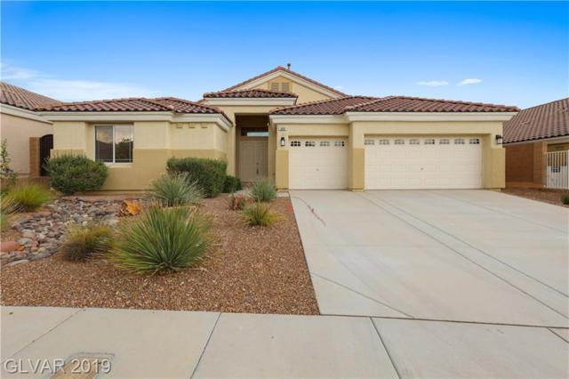 5668 Argenta Habitat, Las Vegas, NV 89139 (MLS #2106417) :: ERA Brokers Consolidated / Sherman Group