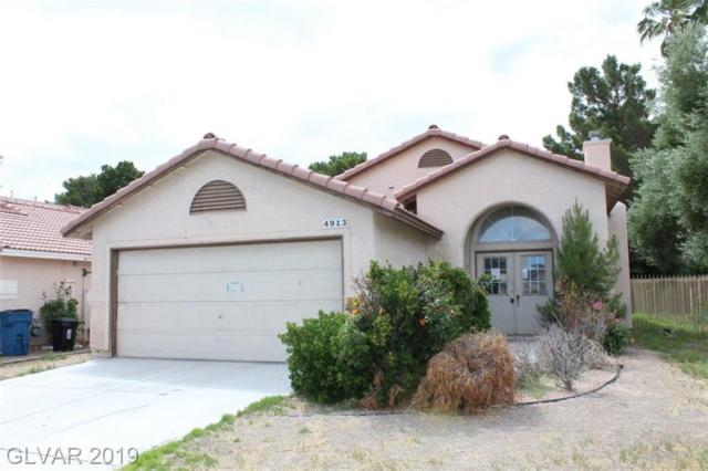 4913 Signal, Las Vegas, NV 89130 (MLS #2106481) :: The Snyder Group at Keller Williams Marketplace One