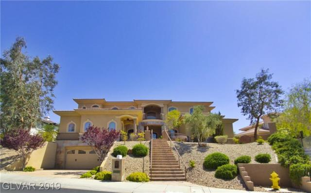 9 Paradise Valley, Henderson, NV 89052 (MLS #2106537) :: Signature Real Estate Group