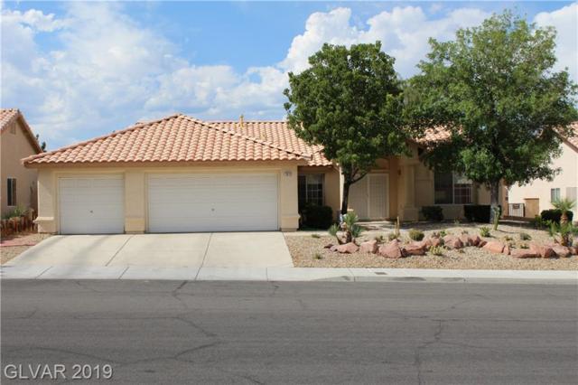 7512 Mountain Quail, Las Vegas, NV 89131 (MLS #2106551) :: ERA Brokers Consolidated / Sherman Group