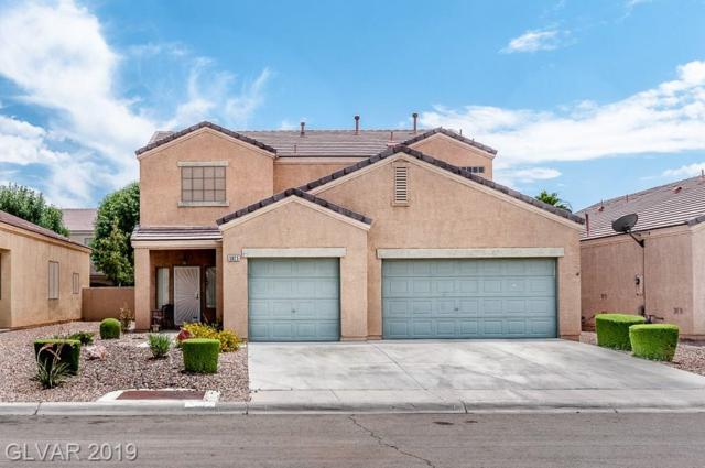 5925 Bushra, Las Vegas, NV 89110 (MLS #2106585) :: The Snyder Group at Keller Williams Marketplace One