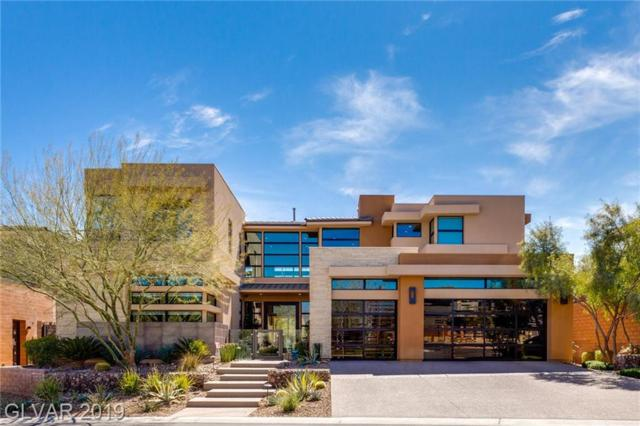 39 Coralwood, Las Vegas, NV 89135 (MLS #2106602) :: The Snyder Group at Keller Williams Marketplace One