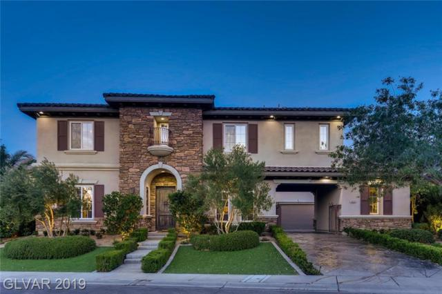 1312 Enchanted River, Henderson, NV 89012 (MLS #2106605) :: Signature Real Estate Group