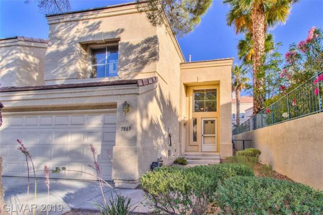 7865 Bluewater, Las Vegas, NV 89128 (MLS #2106618) :: Signature Real Estate Group