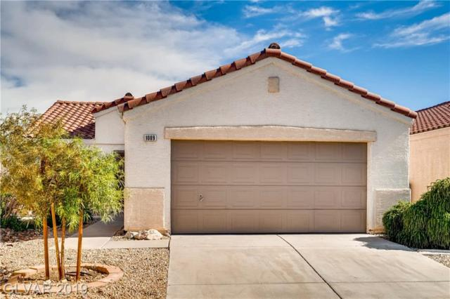 1089 Blue Sands, Henderson, NV 89011 (MLS #2106619) :: ERA Brokers Consolidated / Sherman Group
