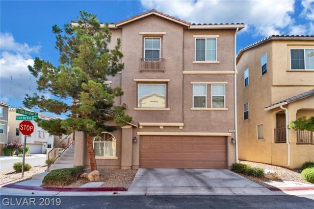 1256 Little Boy Blue, Las Vegas, NV 89183 (MLS #2106622) :: Signature Real Estate Group