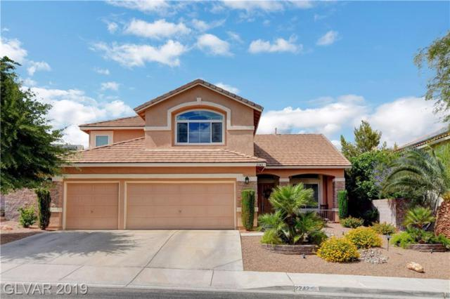 2242 Armacost, Henderson, NV 89074 (MLS #2106640) :: Signature Real Estate Group