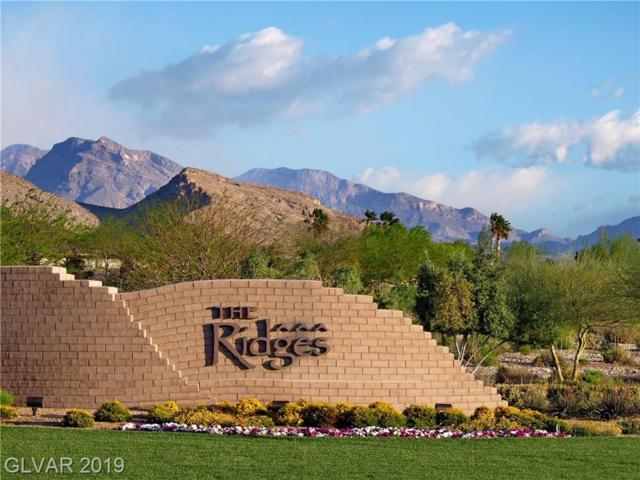 11280 Granite Ridge #1050, Las Vegas, NV 89135 (MLS #2106676) :: Signature Real Estate Group