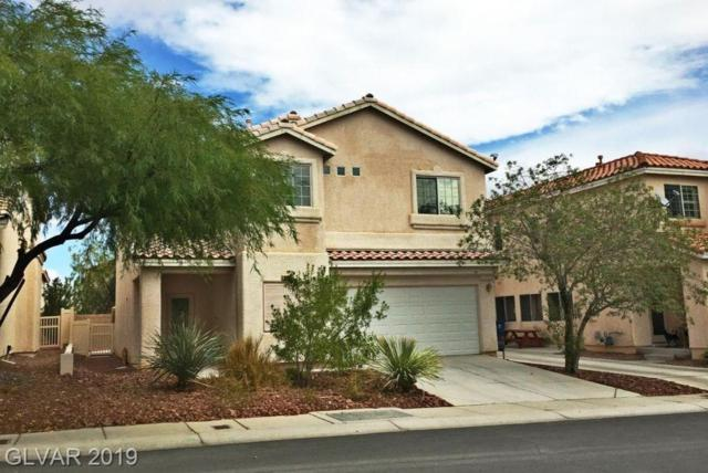 8948 Catfish Stream, Las Vegas, NV 89178 (MLS #2106715) :: The Snyder Group at Keller Williams Marketplace One
