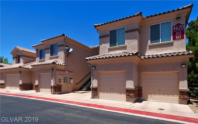 4620 Puglia #103, North Las Vegas, NV 89084 (MLS #2106722) :: Vestuto Realty Group