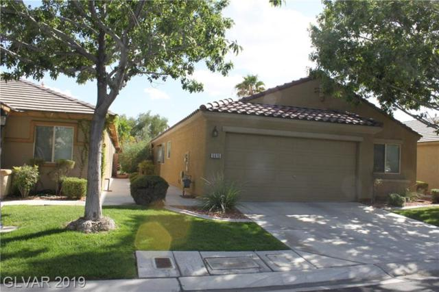 5615 Harbour Pointe, Las Vegas, NV 89122 (MLS #2106729) :: The Snyder Group at Keller Williams Marketplace One