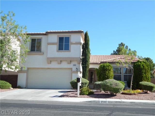 2532 Wellworth, Henderson, NV 89074 (MLS #2106743) :: Signature Real Estate Group