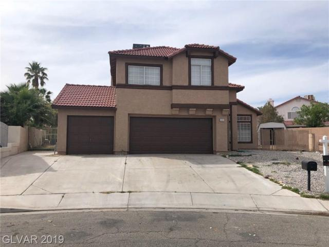 6464 Crystal Dew, Las Vegas, NV 89118 (MLS #2106753) :: Trish Nash Team