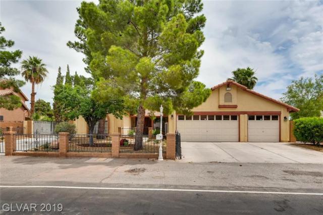 5804 Paseo Del Mar, Las Vegas, NV 89108 (MLS #2106774) :: Signature Real Estate Group