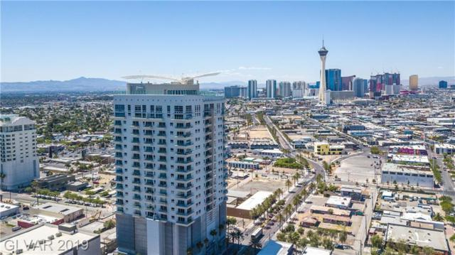 200 Hoover #2102, Las Vegas, NV 89101 (MLS #2106794) :: Signature Real Estate Group