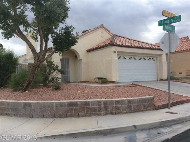 3683 Penedos, Las Vegas, NV 89148 (MLS #2106820) :: The Snyder Group at Keller Williams Marketplace One