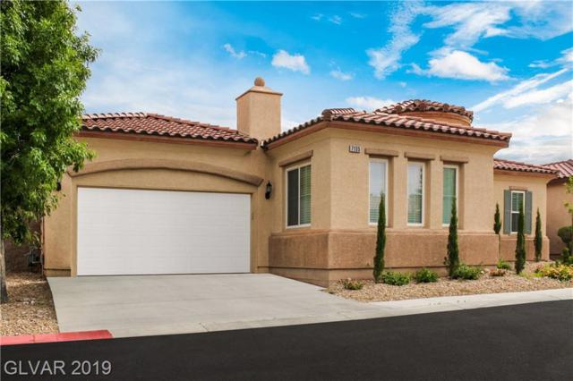 7135 Comanche Canyon, Las Vegas, NV 89113 (MLS #2106832) :: The Snyder Group at Keller Williams Marketplace One