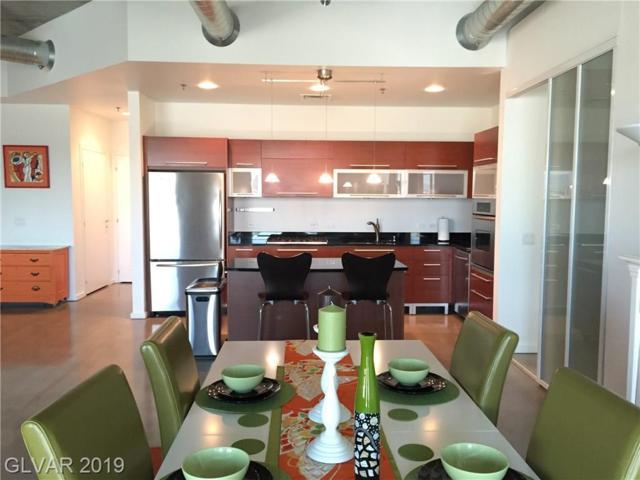 900 Las Vegas #1412, Las Vegas, NV 89101 (MLS #2106835) :: Signature Real Estate Group
