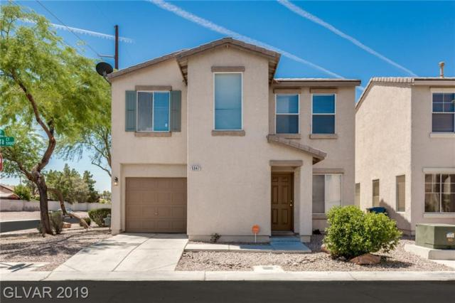 5947 Mount Flora, Las Vegas, NV 89156 (MLS #2106900) :: The Snyder Group at Keller Williams Marketplace One