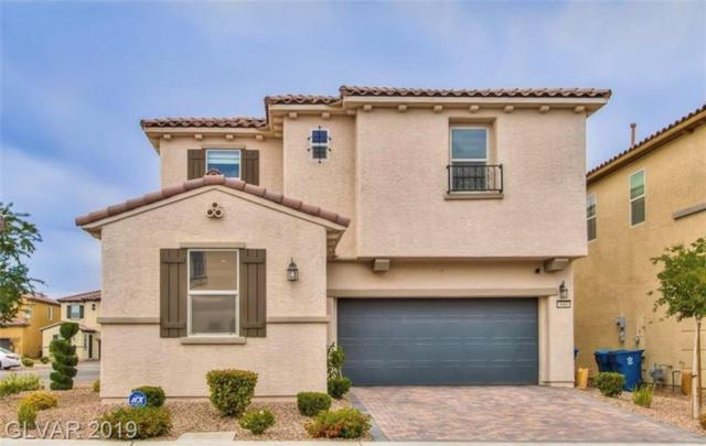 644 Little Moon, Las Vegas, NV 89178 (MLS #2106938) :: The Snyder Group at Keller Williams Marketplace One