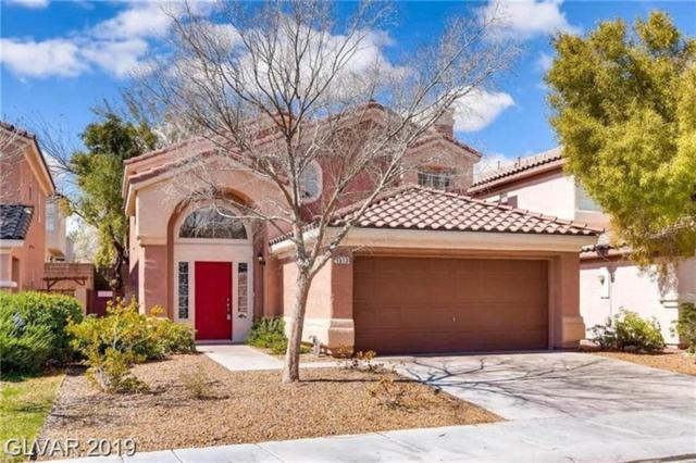 1513 Calle Montery, Las Vegas, NV 89117 (MLS #2106941) :: Signature Real Estate Group