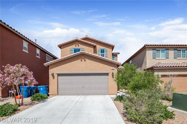 8627 Blue Ocean, Las Vegas, NV 89148 (MLS #2106965) :: The Snyder Group at Keller Williams Marketplace One