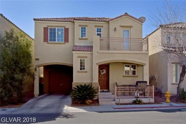9145 Hombard, Las Vegas, NV 89148 (MLS #2106986) :: The Snyder Group at Keller Williams Marketplace One