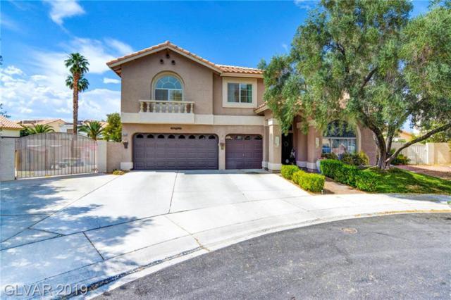 7428 Cypress Grove, Las Vegas, NV 89129 (MLS #2106999) :: Trish Nash Team