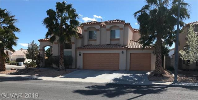 5101 Crimson Ridge, Las Vegas, NV 89130 (MLS #2107057) :: The Snyder Group at Keller Williams Marketplace One