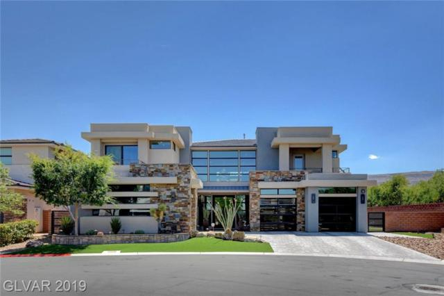 51 Glade Hollow, Las Vegas, NV 89135 (MLS #2107092) :: The Snyder Group at Keller Williams Marketplace One